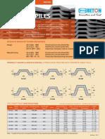 5.Pc Sheet Piles