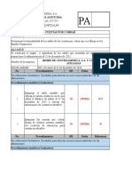 Programas de Auditoria Jeanneth