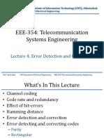 4 Error Detection&Correction