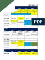 Distribución de Aulas y Horarios 2017-2 (Versión Al 08-03-2017)