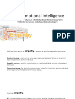 social emotional intelligence