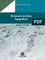DICCIONARIO DE DATOS TOPOGRÁFICOS -Escala 1-50.000-.pdf