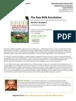 Raw Milk Revolution PR