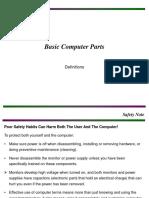Basic Computer Parts