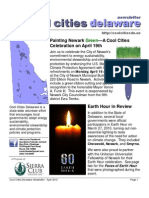 April 2010 Cool Cities Deleware Newsletter