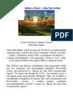 Como Devemos Cultuar a Deus - John MacArthur.pdf