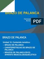 Unid Palanca Brazos