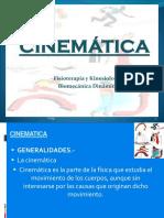 Unidad 3 Cinematica