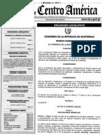 06_decreto_32_2016 Ley de La Carrera Judicial