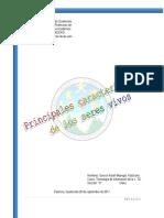 Características de Los Seres Vivos - Gerson Mijangos