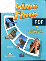 Prime Time 4 Workbook and Grammar Book