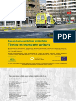 Guia de Buenas Practicas Tecnico Transporte Sanitario