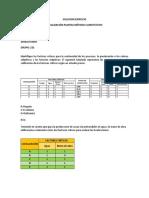 Ejercicio Distribución en Planta método sinérgico
