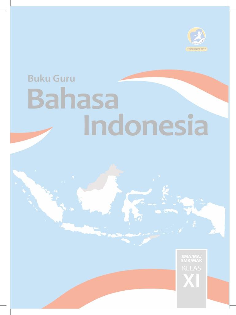 Kelas XI Bahasa Indonesia BG