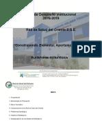 Plan de Desarrollo Institucional 2016 - 2019