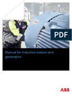 Manual for Induction Motors and Generators_RevJ_EN