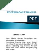 Capt. 7. Kecerdasan Finansial