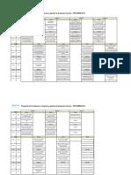 Horario Formato PROYEMIN 2015 v6