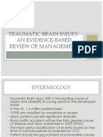 Traumatic Brain Injury ito