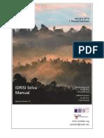 Idrisi Manual