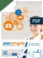 Docsteps Programmheft Web