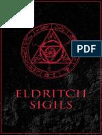 Eldritch Sigils Beta