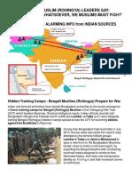 Bengali Rohingya Terrorist Network