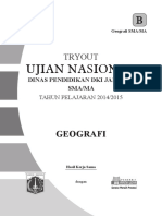 To UN 2015 Geografi B