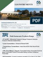 TIPL Field Instruments
