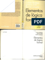 Badesa Calixto - Elementos De Logica Formal.pdf