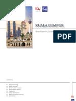 kuala lumpur brand identity guidelines