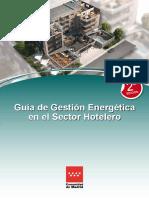 201709 Fenercom Guía de Gestión Energética en El Sector Hotelero
