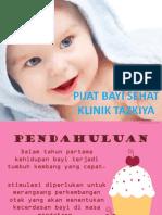 Pijat Bayi Revisi Ppt