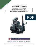 3. Maintenance Manual_TD-TSP-0004-2A.pdf