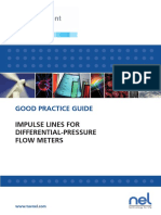 Impulse Lines for Differential-Pressure Flow Meters (1)