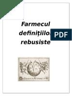 Dictionar rebusist