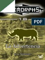 La Advertencia - Applegate, K. A