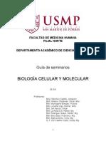 Guia Seminarios BioCelMol USMP-Filial Norte 2010