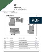 HVP-20 partes de piezas.xls