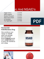 Kelompok 1 NSAID's