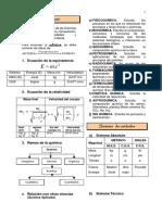 Formulario Quimica Parte 1
