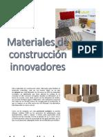 Materiales Innovadores de Construcción (1)