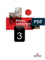 Product Catalogue Prime Collection September 2011-En l