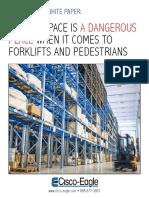 Forklift Pedestrian Safety