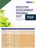 Jadwal Public Training PPM Manajemen Jakarta 2017