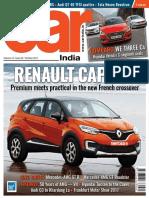 Car India September 20171