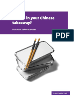 What s in Your Chinese Takeaway FINAL