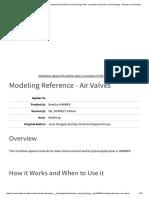 HAMMER Modeling Reference - Air Valves - Haestad _ Hydraulics and Hydrology Wiki - Haestad _ Hydraulics and Hydrology - Bentley Communities