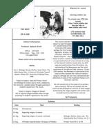 UT Dallas Syllabus for ahst4342.501.10f taught by Deborah Stott (stott)