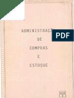 Administração de Compras e Estoques I - FI